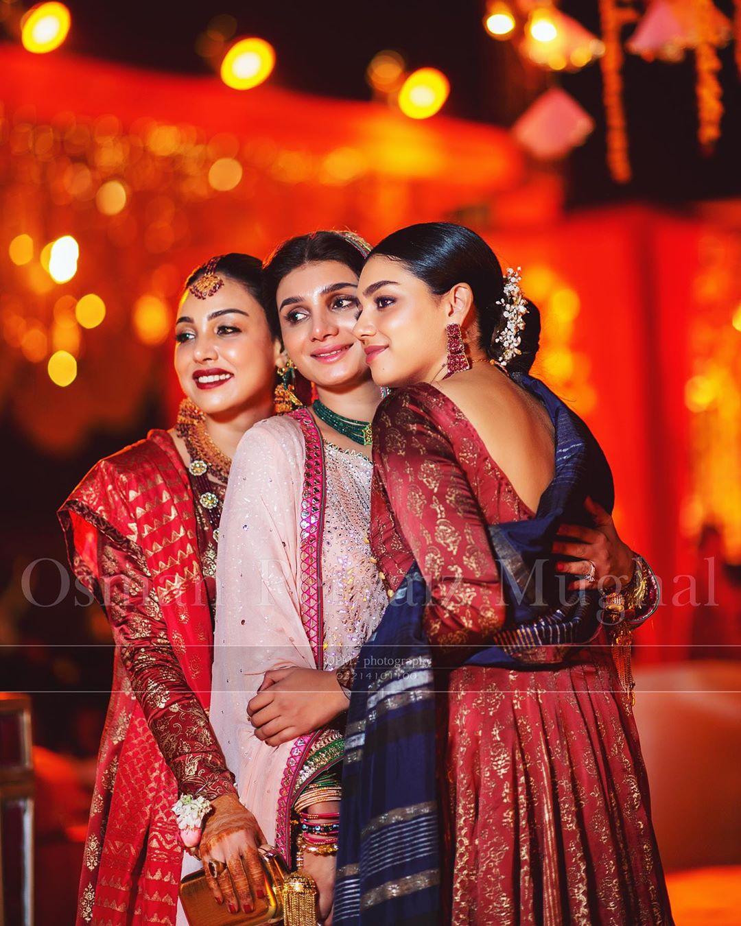 indian star at pakistani wedding 12