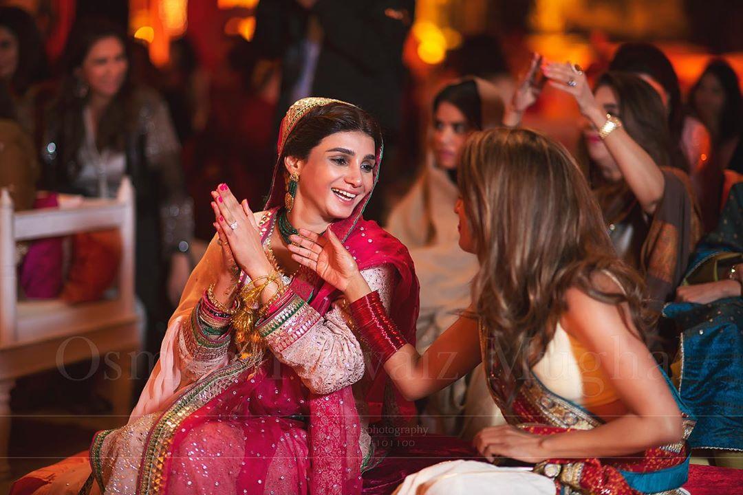 indian star at pakistani wedding 13