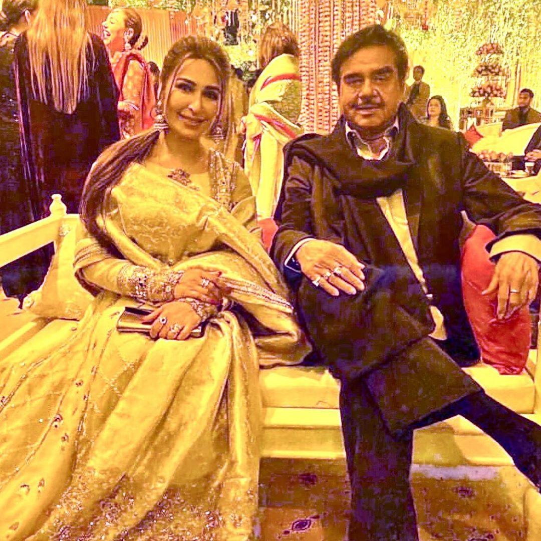 indian star at pakistani wedding 2
