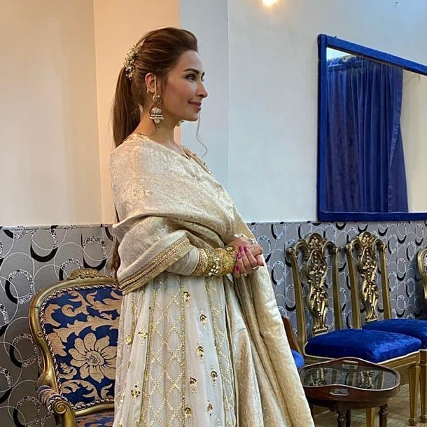 indian star at pakistani wedding 6