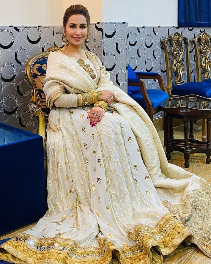 indian star at pakistani wedding 7
