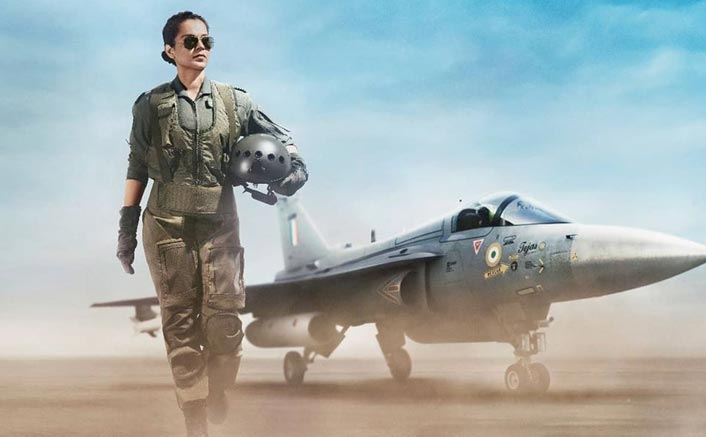 kangana ranaut looks commanding and stunning as an air force pilot in the first look of tejas 001