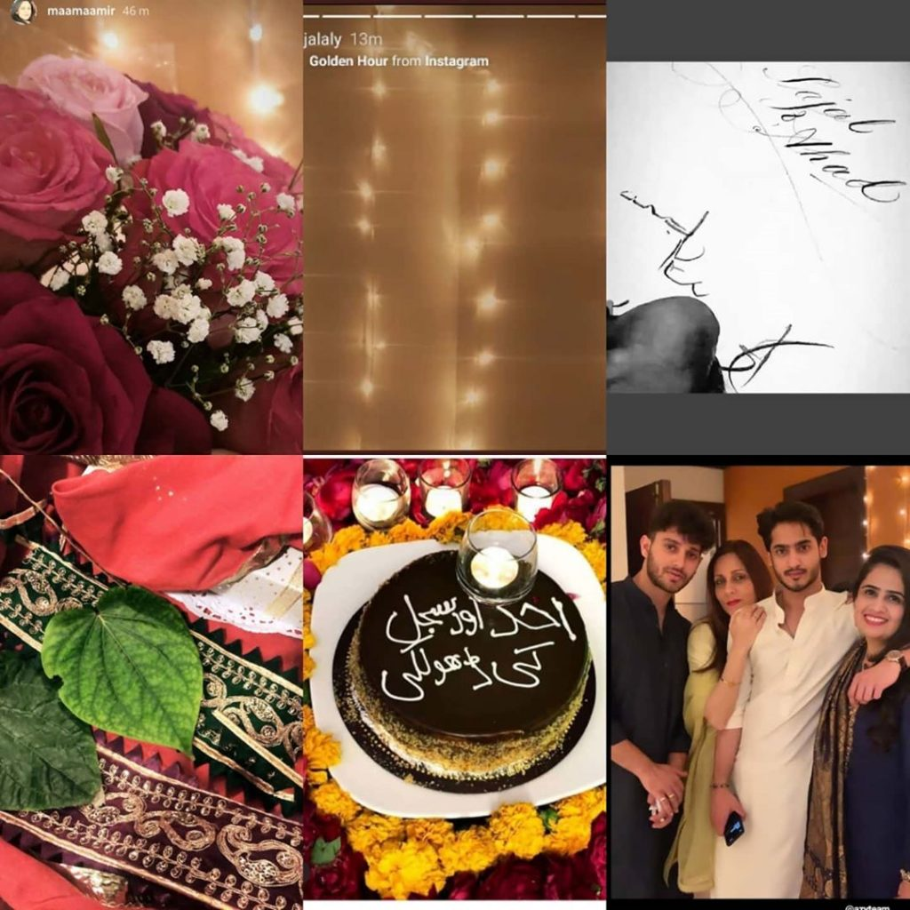 Ahad Raza Mir & Sajal Aly Are Getting Married
