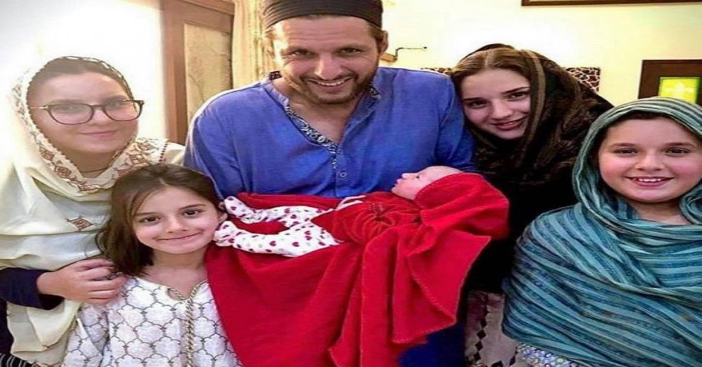 Shahid Afridi Is Missing His Little Daughter In Isolation