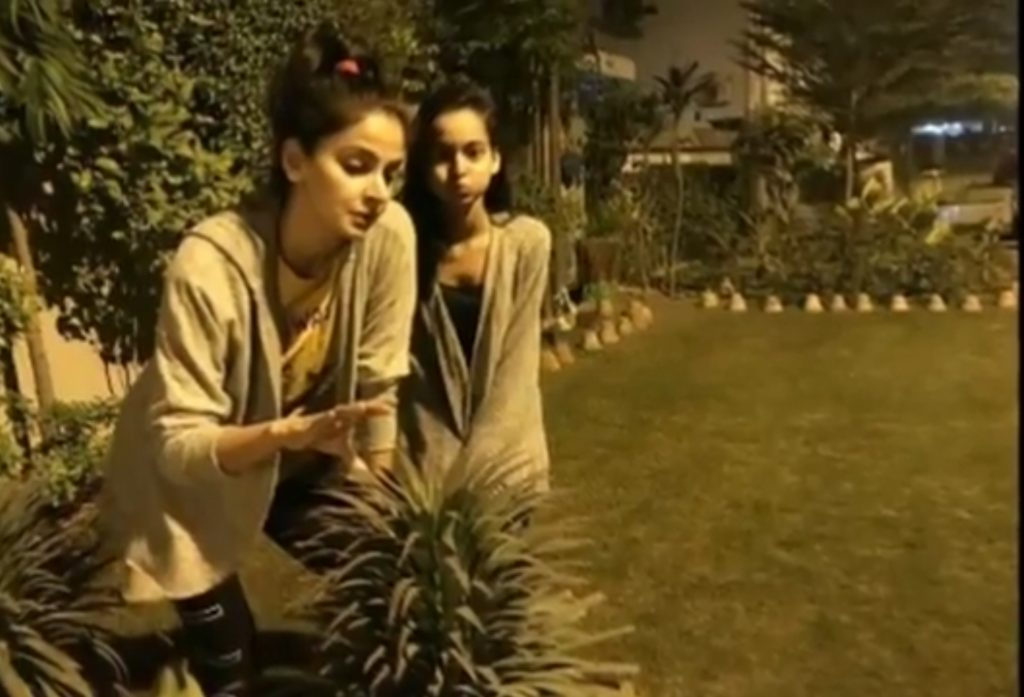 Inside Pictures of Saba Qamar's House