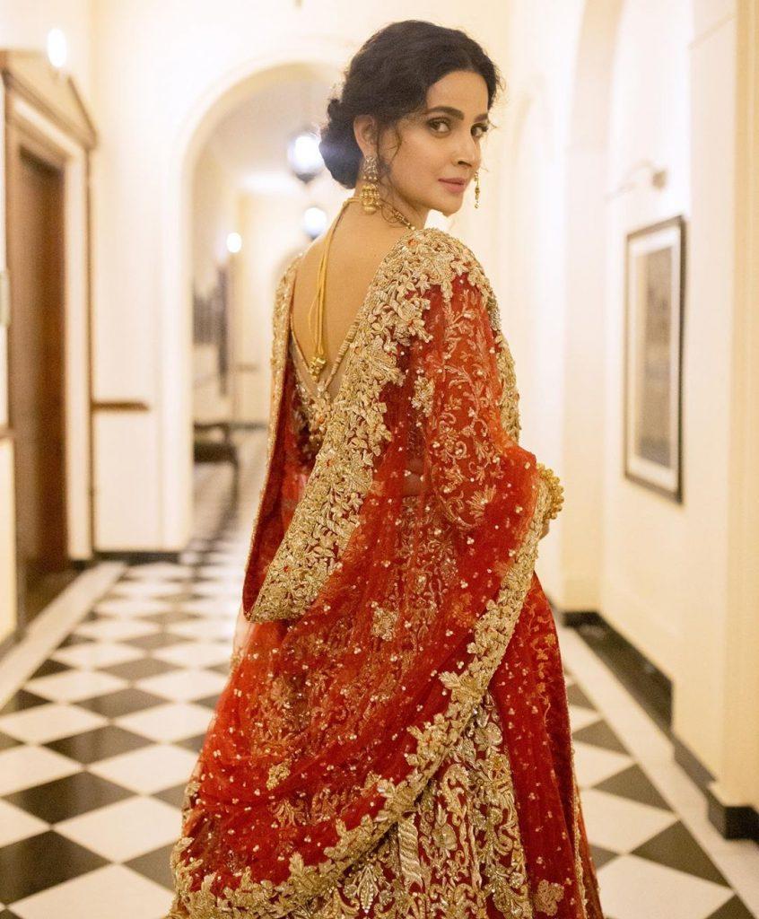 Saba Qamar Reveals Her Marriage Plans