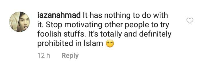 Yasir Hussain's Tattoo For Iqra Aziz Criticized By Public
