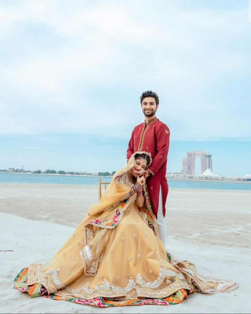 Ahad And Sajal Thanked Their Fans