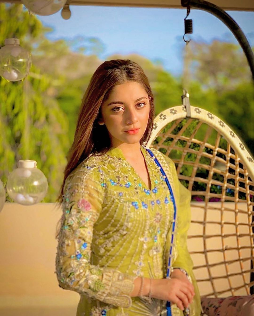 Latest Beautiful Clicks of Ehd-e-Wafa Actress Alizeh Shah