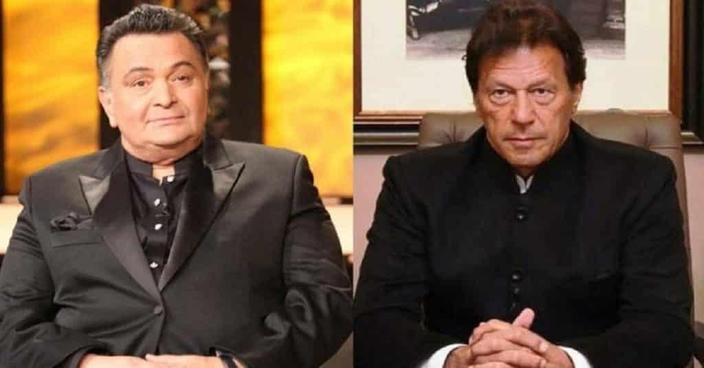 Coronavirus Outbreak Rishi Kapoor Advises PM Imran Khan 22