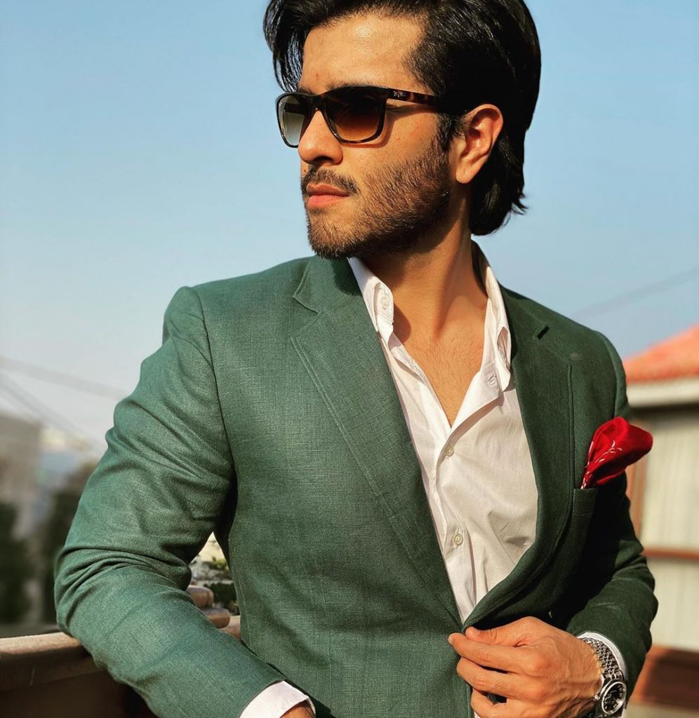 Feroze Khan Talks About His Sisters Quitting Showbiz 6