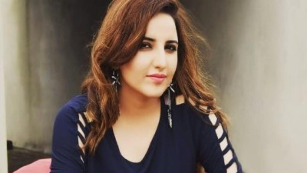 Hareem Shah Promised To Change Herself 12