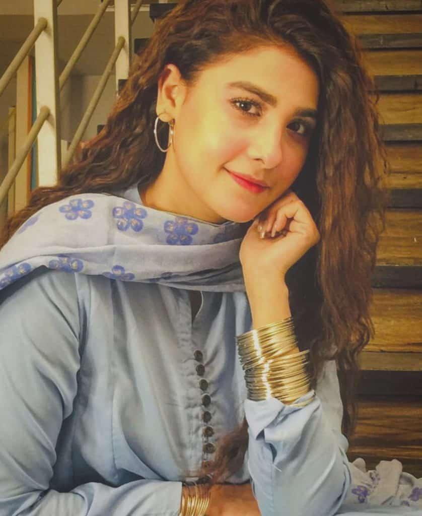 Hina Altaf Shares Her Quarantine Activities 6