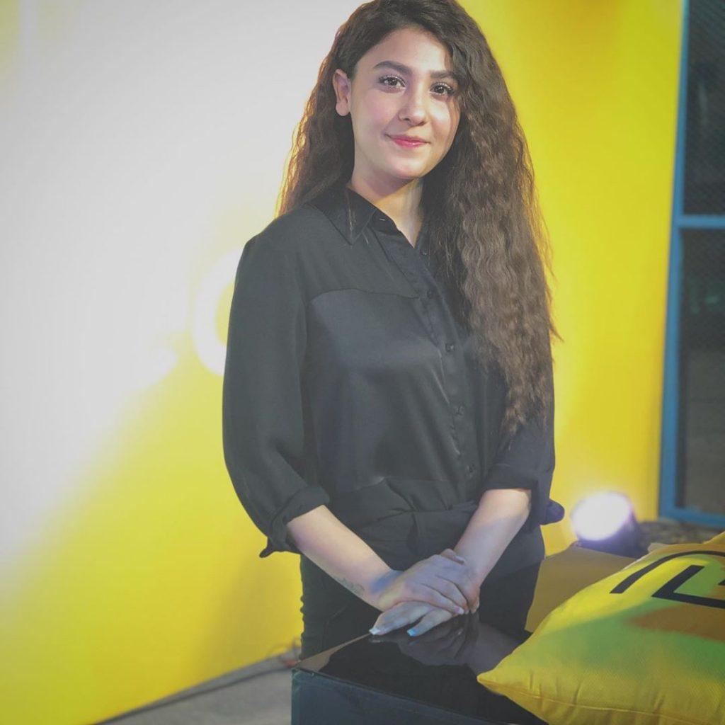 Hina Altaf Talks About Her Journey In Showbiz 1