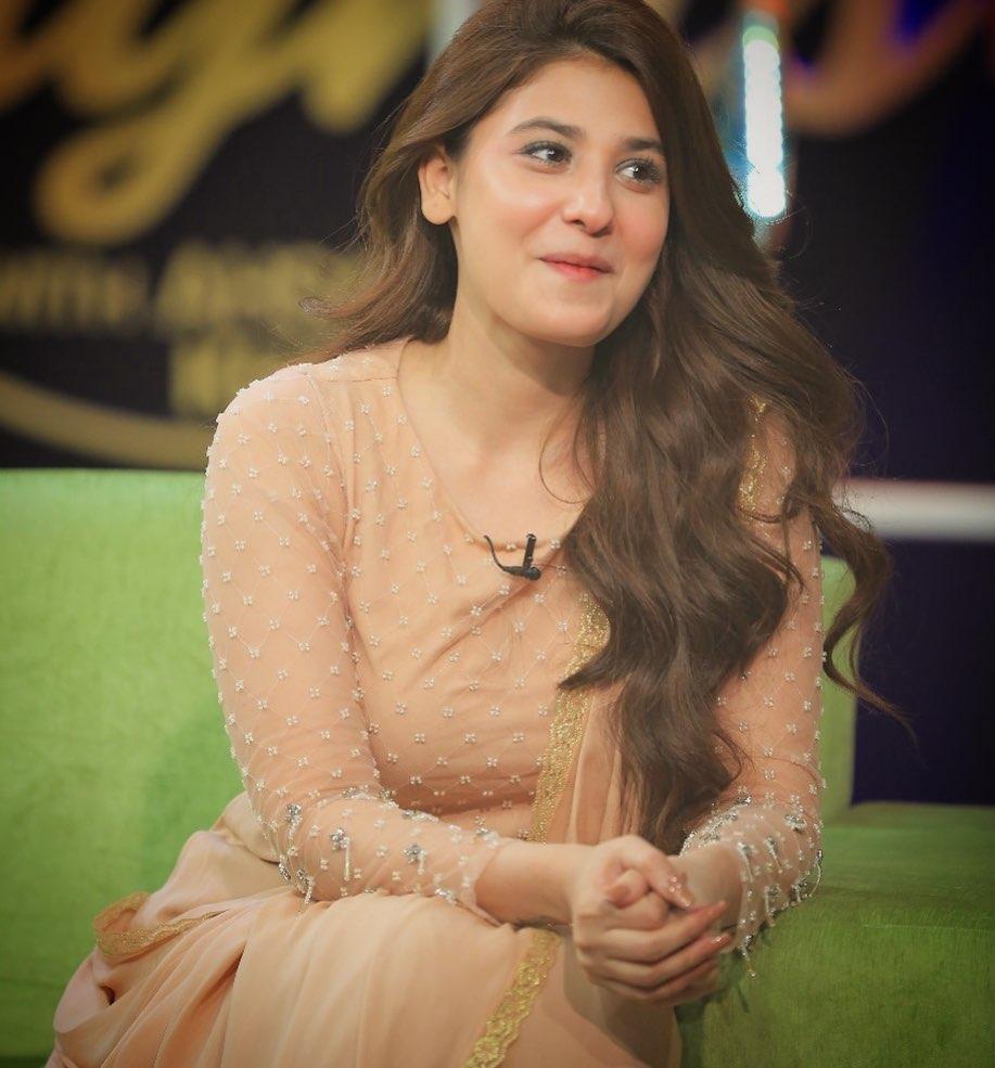 Hina Altaf Talks About Her Journey In Showbiz 2