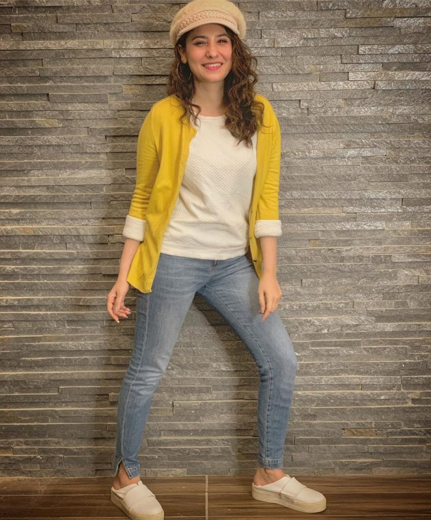 Hina Altaf Talks About Her Journey In Showbiz 25