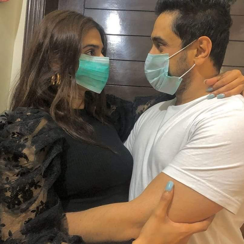 Hira Mani Criticized For Taking Coronavirus Lightly