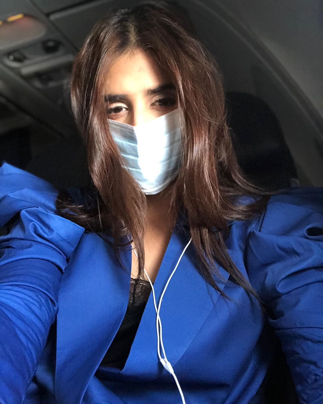 Actress Hira Mani Latest Beautiful Pictures from Her Trip to US
