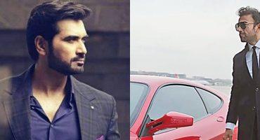 Humayun Saeed Waits For Zarrar Movie 7