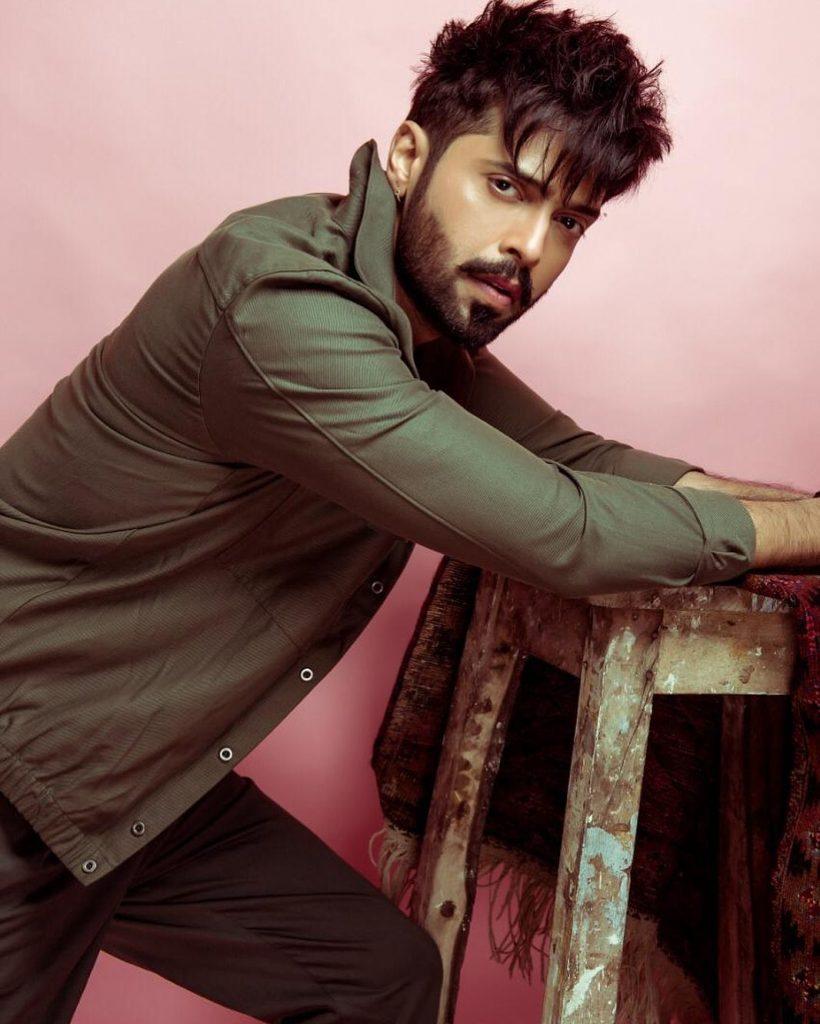 I Don't Want Dramas To Get Screen In Cinemas, Says Fahad Mustafa