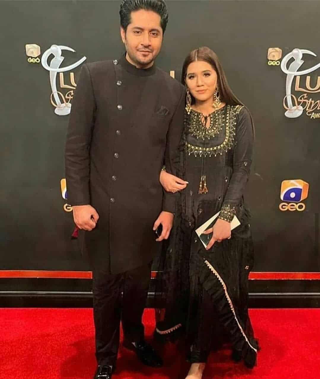 Imran Ashraf Wife 11