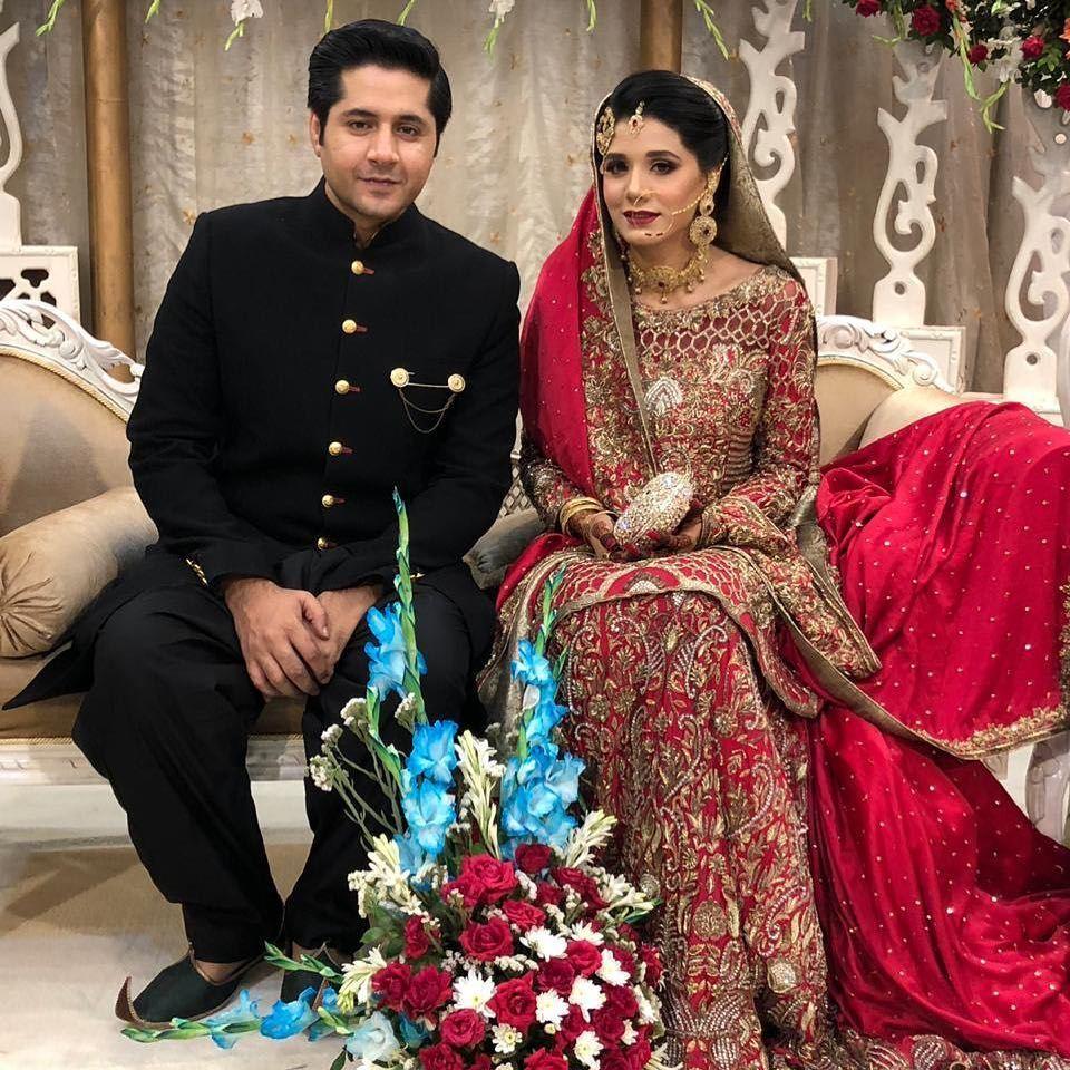 Imran Ashraf Wife 14