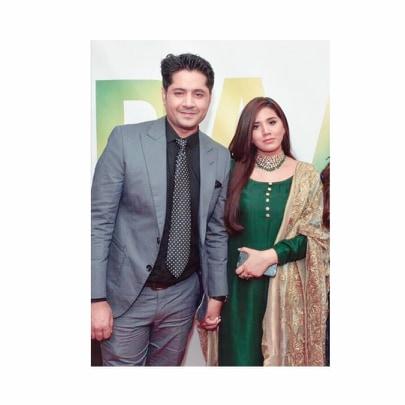Imran Ashraf Wife 6