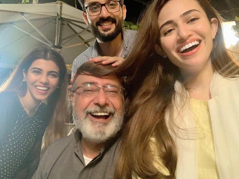 Minna Tariq Talks About Getting Role In Ruswai 25