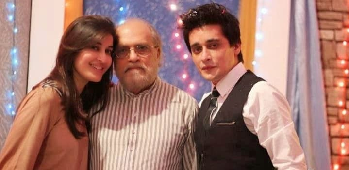 Pakistani Actress With Their Brothers 1 1