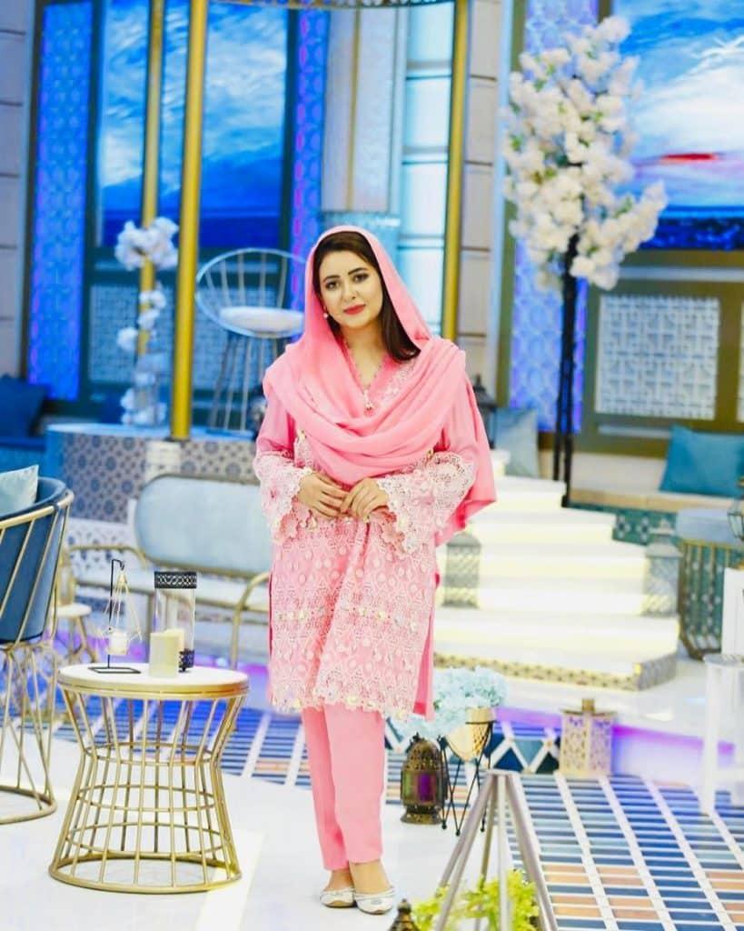 Rabia Anum Parted Ways With Geo TV 23
