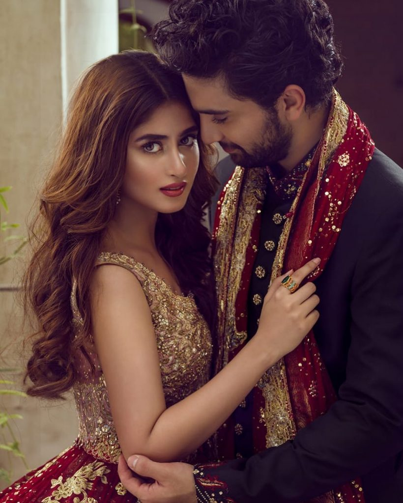 Sajal And Ahad Are Tying Knot In Abu Dhabi