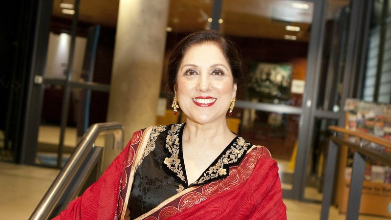 Samina Peerzada Raised Her Voice For Celebrities