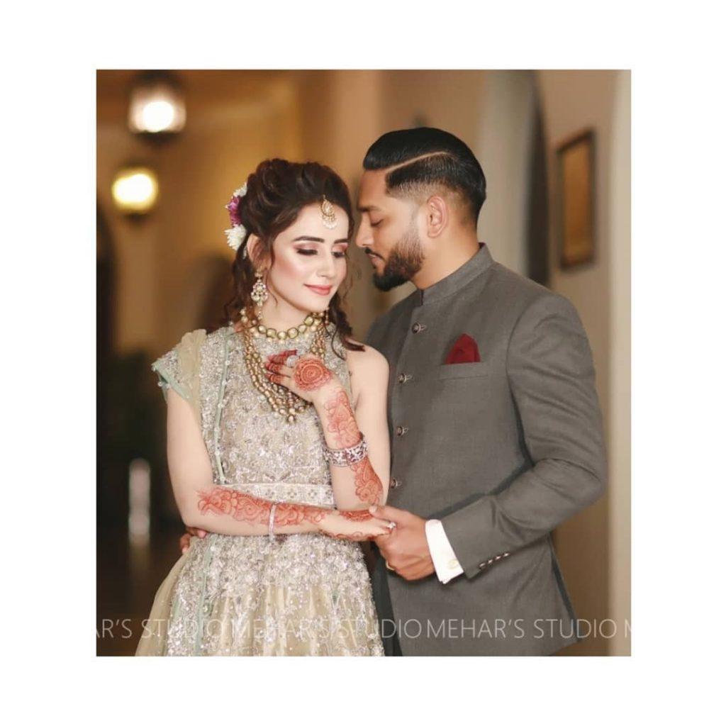 Saniya Shamshad Showers Love For Husband 4