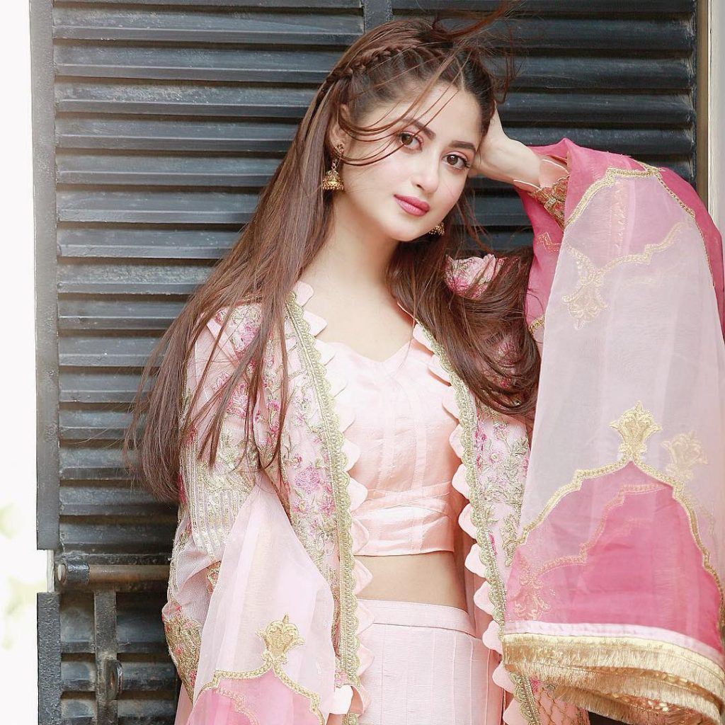 Ushna Shah Wishes Sajal Aly In Heartwarming Post 1