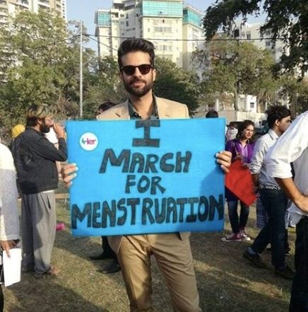Pakistani Male Celebrities Who are Supporting Aurat March