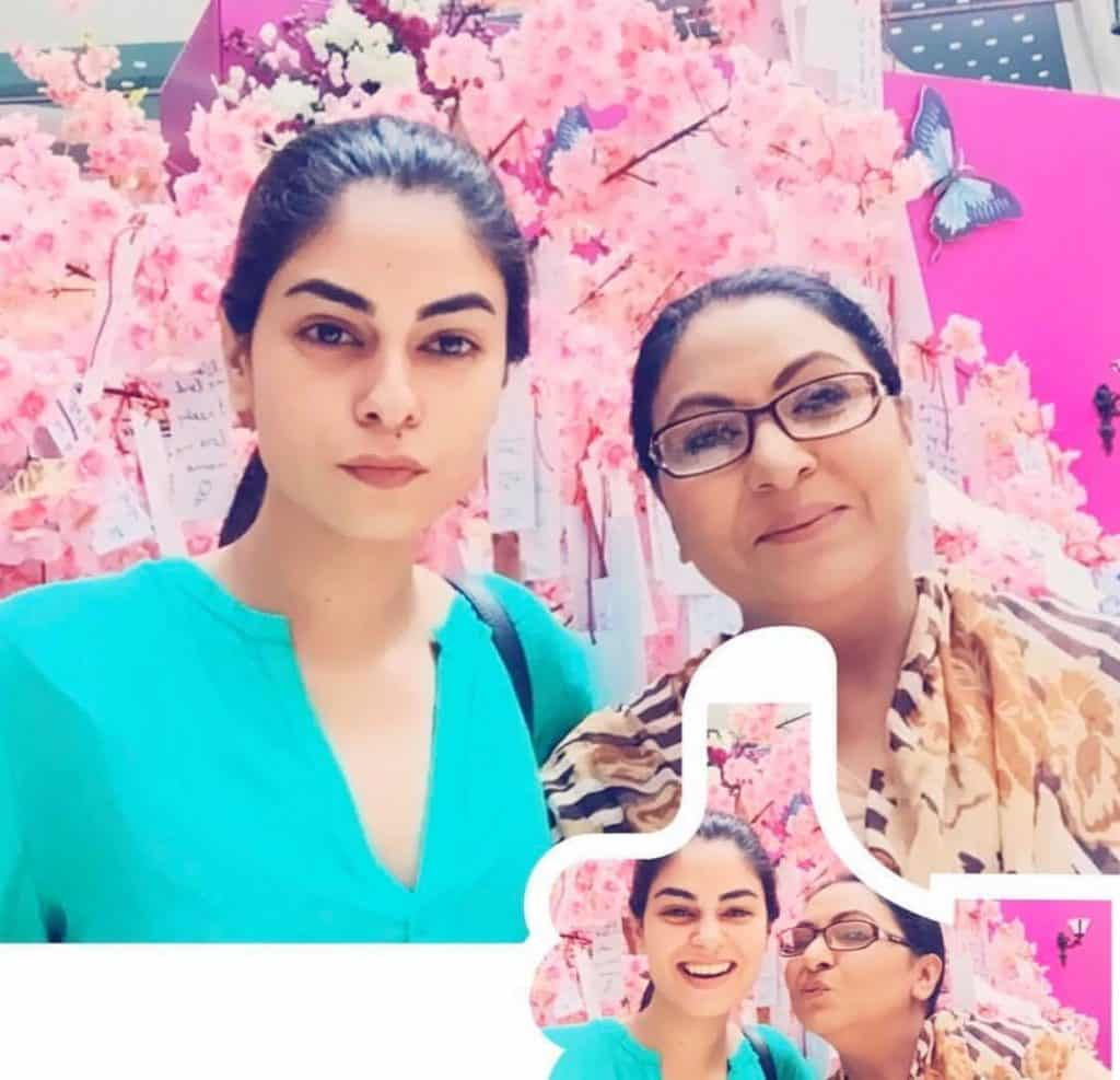 Amar Khan Talked About Her Mother In Latest Interview