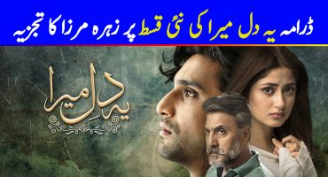 Ye Dil Mera Episode 19 Story Review - The Ultimate Question