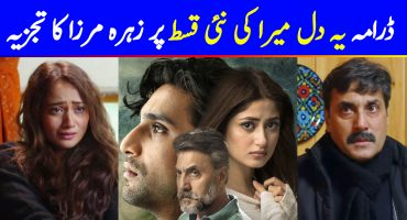 Ye Dil Mera Episode 22 Story Review - Intense Episode