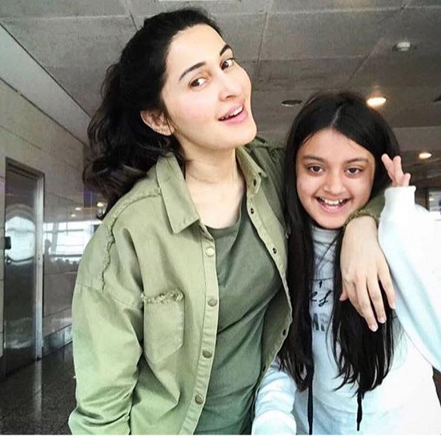 Pakistani Celebrities Daughters Names and Their Meanings