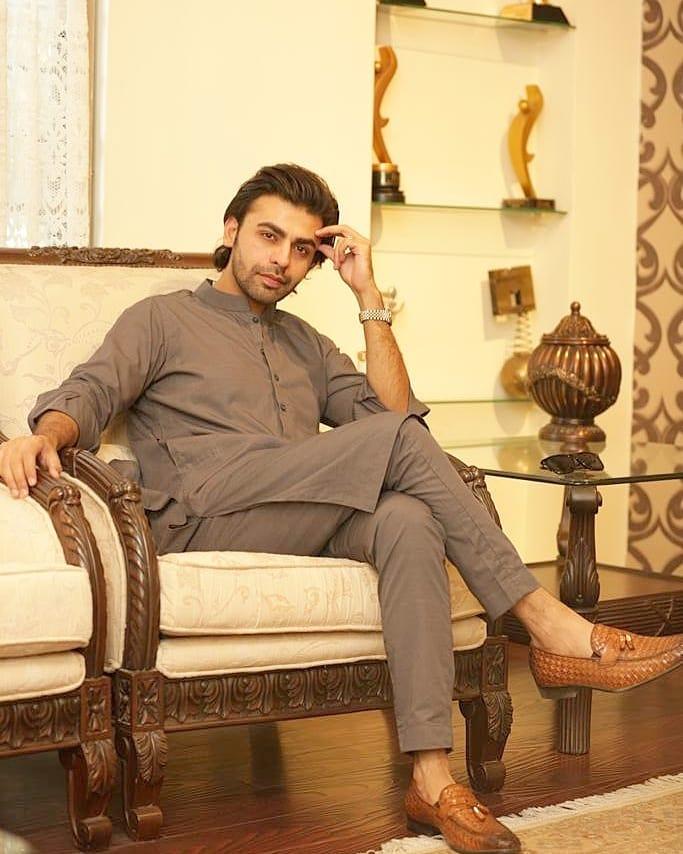 A Closer Look at the Heartthrob Farhan Saeed
