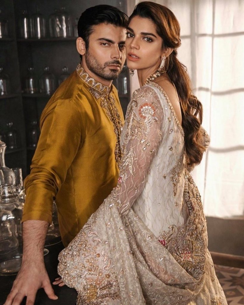 Fawad Khan & Sanam Saeed Are Reuniting For A Film