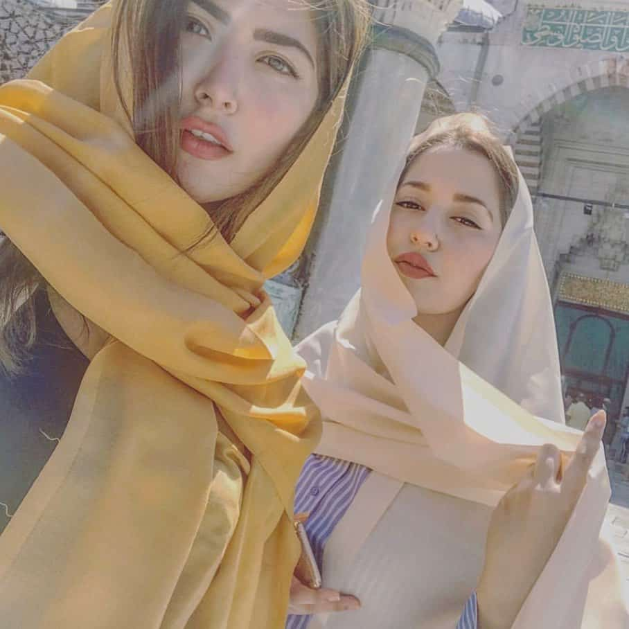 Naimal Khawar Has A Beautiful Message For Her Sister