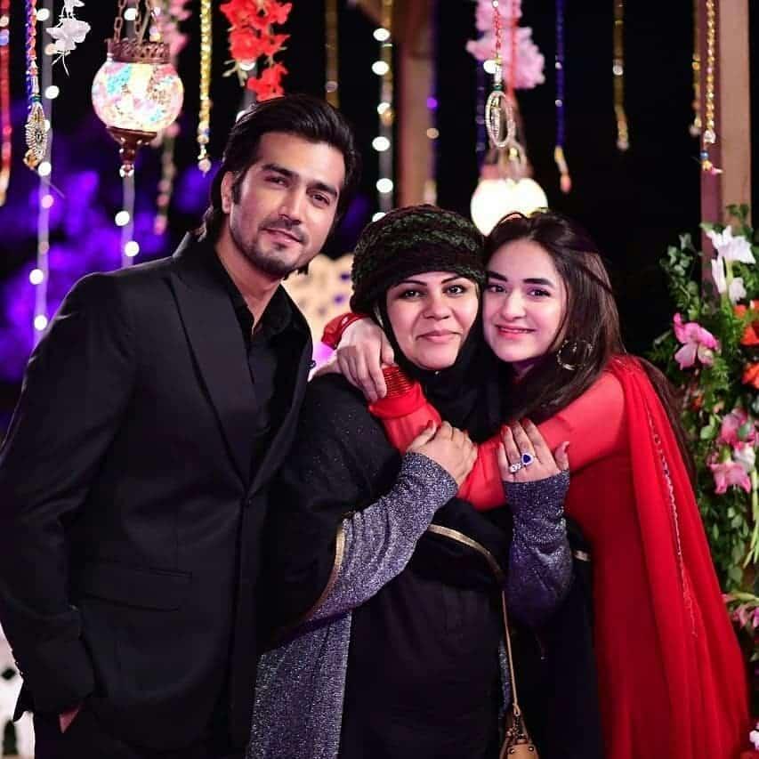 Yumna Zaidi and Shehzad Sheikh Come Together For Raaz-e-Ulfat