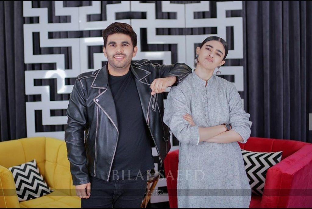 Are Iqra Aziz And Saheefa Jabbar True Friends
