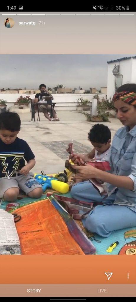 How Dua Malik And Sohail Haider Are Spending Quarantine Day 8