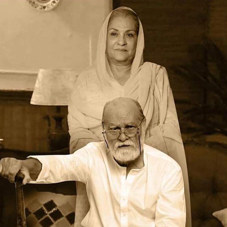 Samina Ahmed And Manzar Sehbai Sent A Message