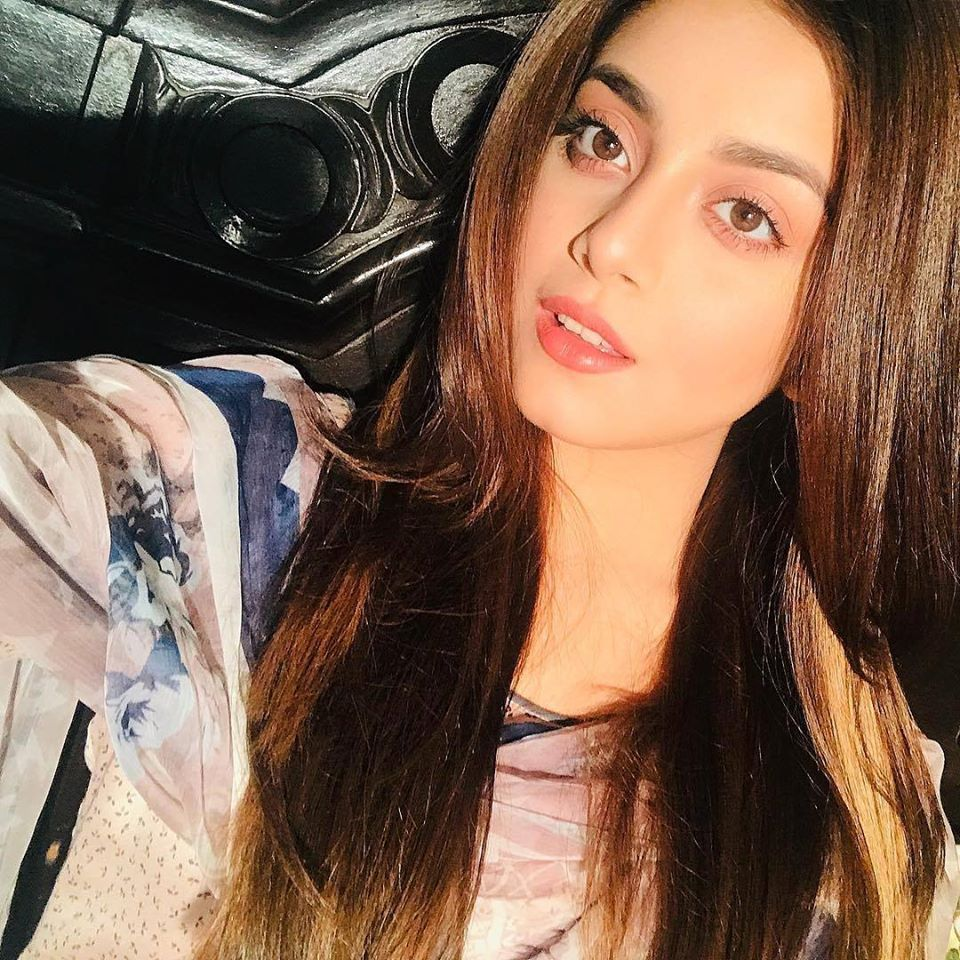 Alizeh Shah Top 10 Tik Tok Videos