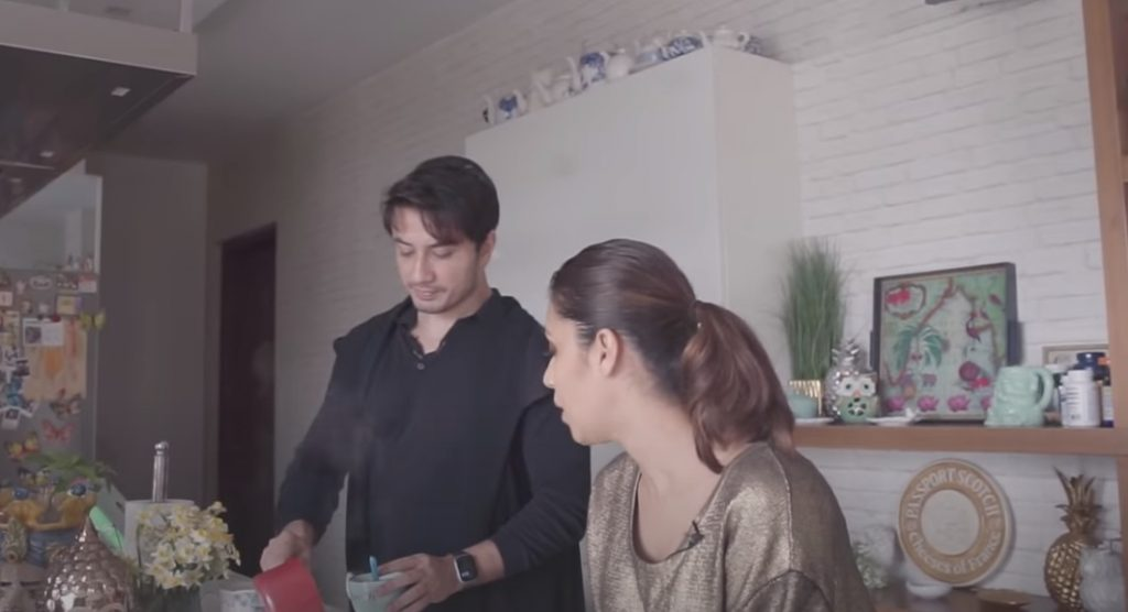 Unseen Pictures of Ali Zafar's Home- Inside Photos