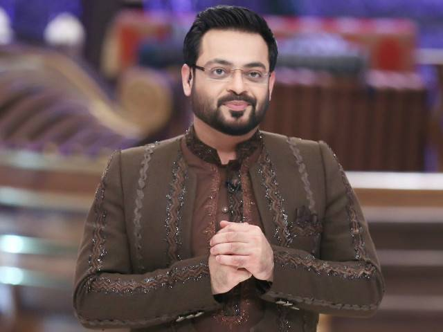 Aamir Liaquat Requests To Feed Stray Animals 19