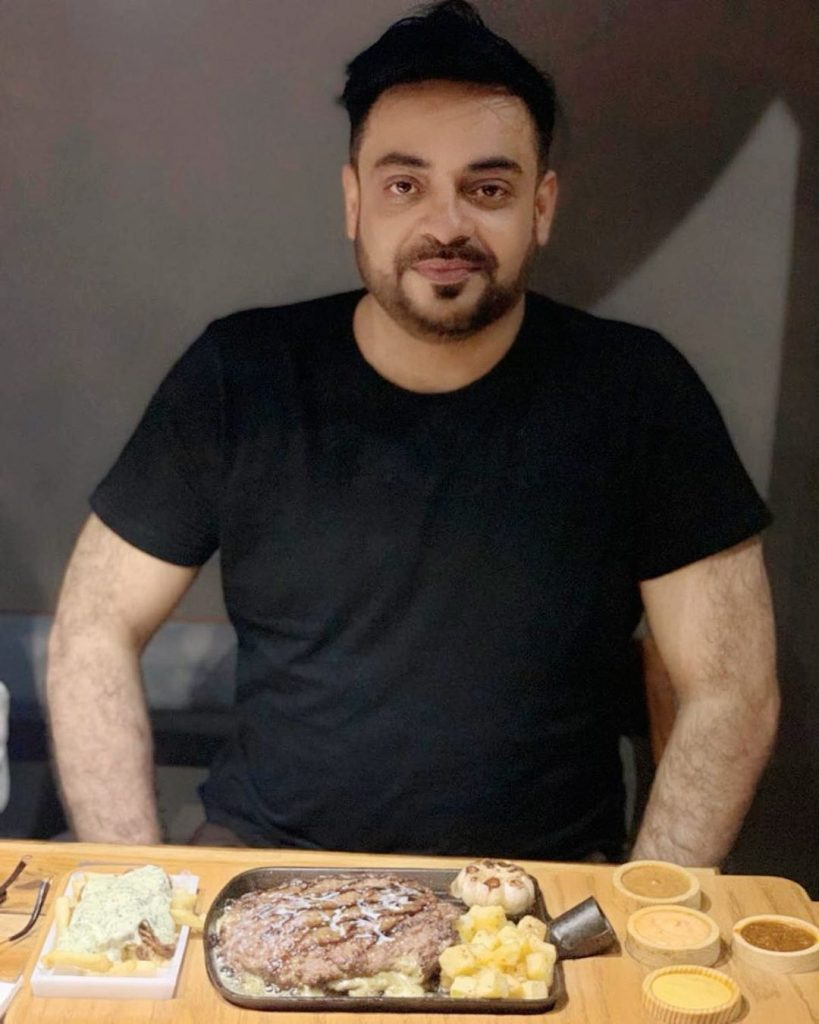 Aamir Liaquat Requests To Feed Stray Animals 7
